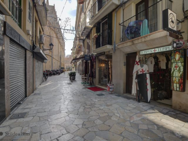 Commercial property in the center of Palma